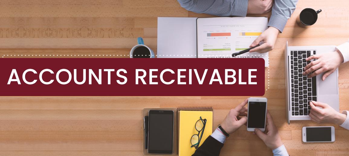 Accounts receivable management for small medium enterprise