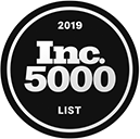 We are on Inc. 5000 list of fastest-growing companies in America and on the 250 Most Successful Companies in the Midwest list