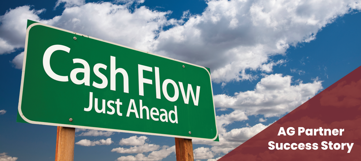 Reducing Receivables to Improve Cash Flow, an AG Partner Success Story