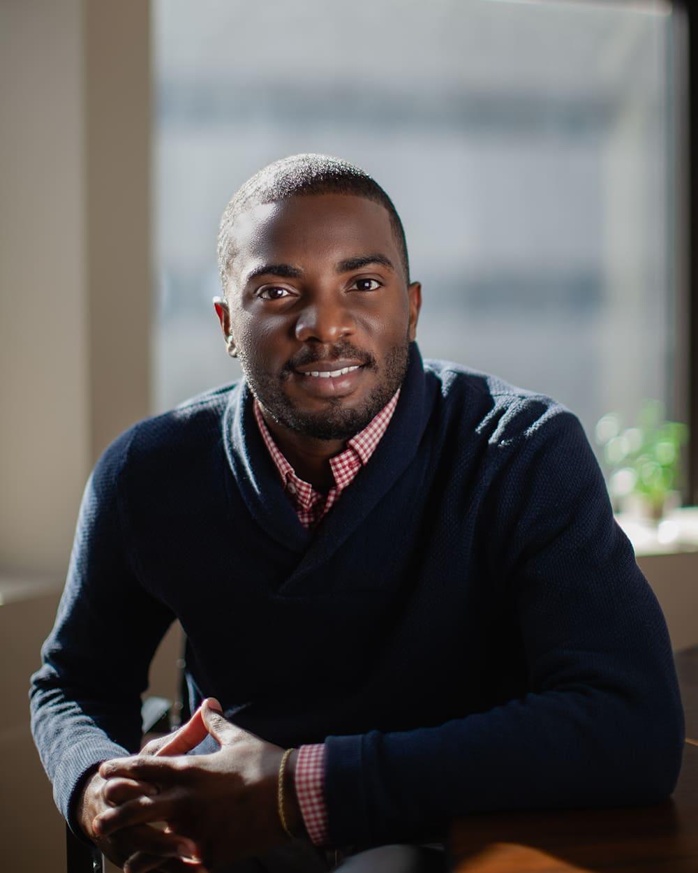 Tyrone Dillard portrait
